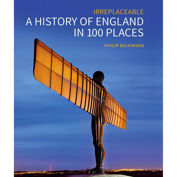 A History of England in 100 Places book cover