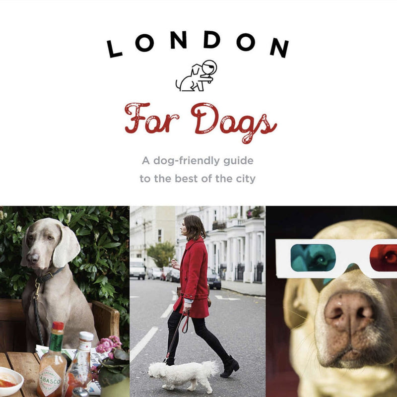 London For Dogs Book cover