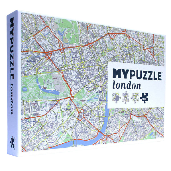 MyPuzzle London - 1000 Piece Jigsaw