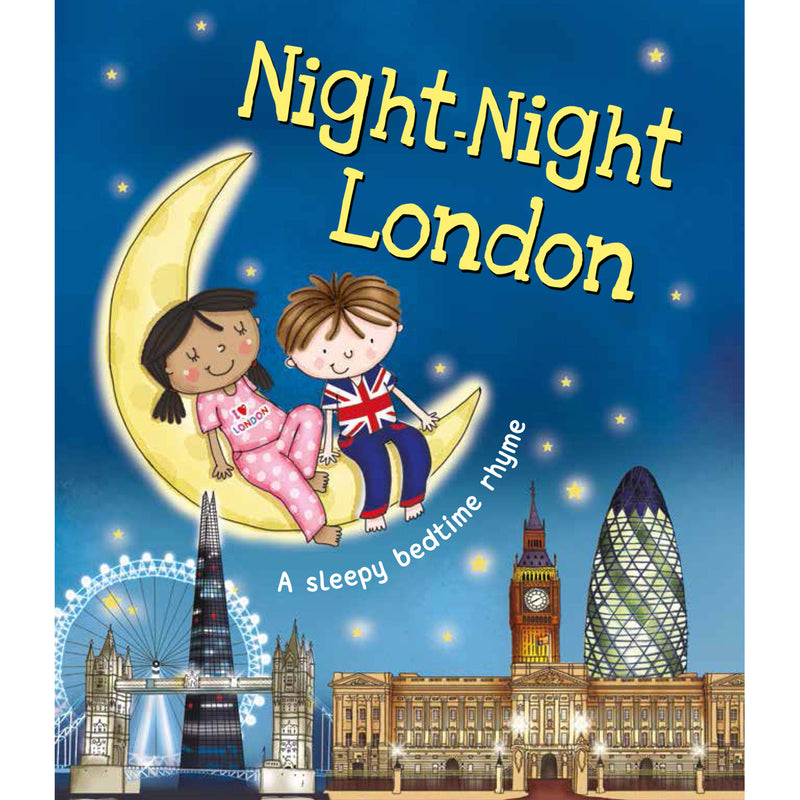 Night Night London book cover
