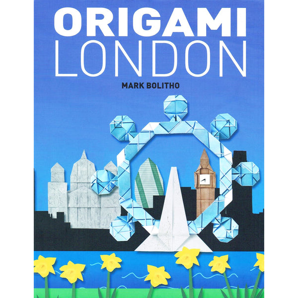 Origami London Book cover