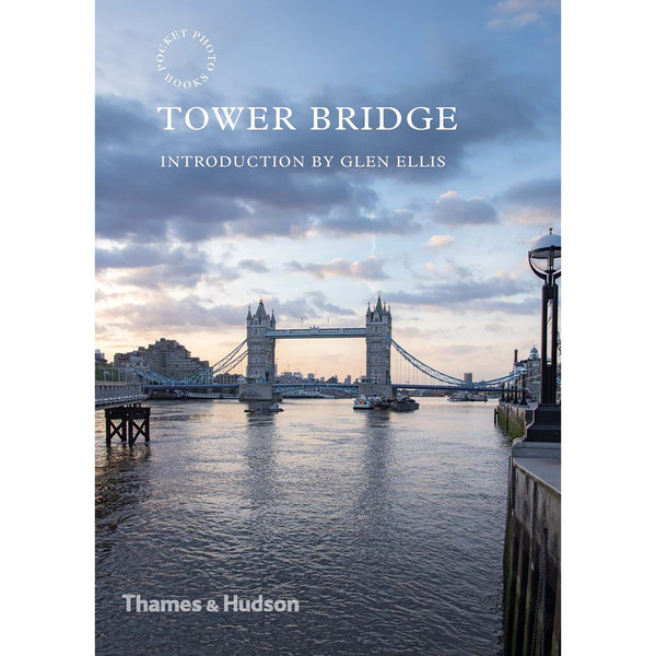Tower Bridge Pocket Photo Book cover