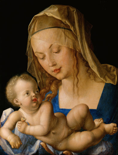Albrecht Dürer  - Madonna of the Pear - Get Custom Art