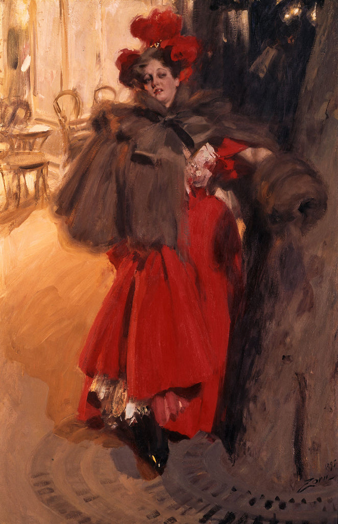 Anders Zorn - Night Effect