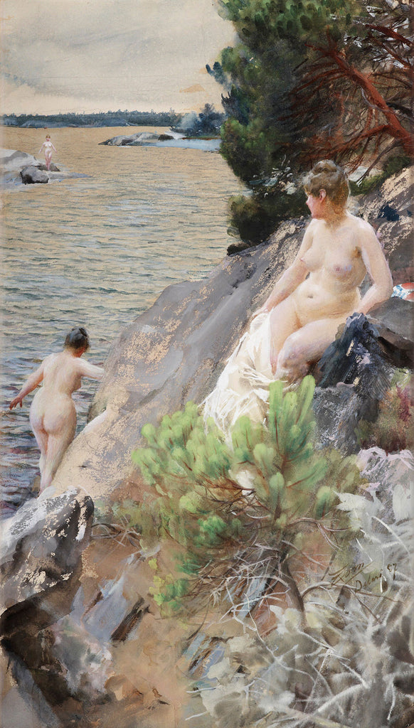Anders Zorn - Summer