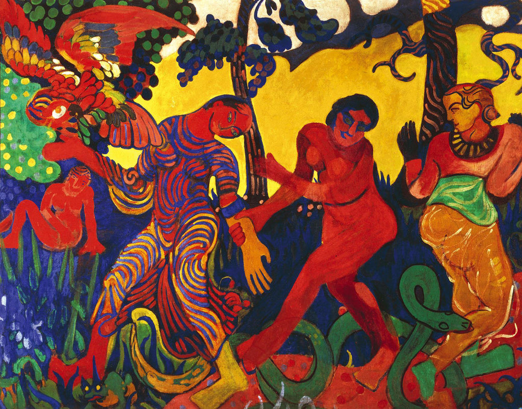 André Derain - The Dance