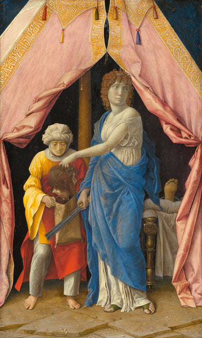 Andrea Mantegna - Judith and Holofernes - Get Custom Art