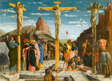 Andrea Mantegna - The Crucifixion - Get Custom Art