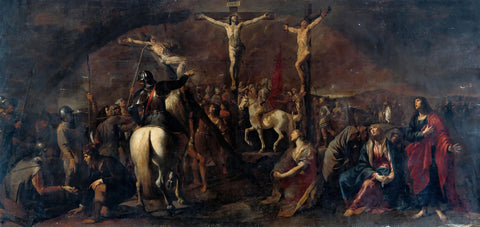 Andrea Vaccaro - The Crucifixion