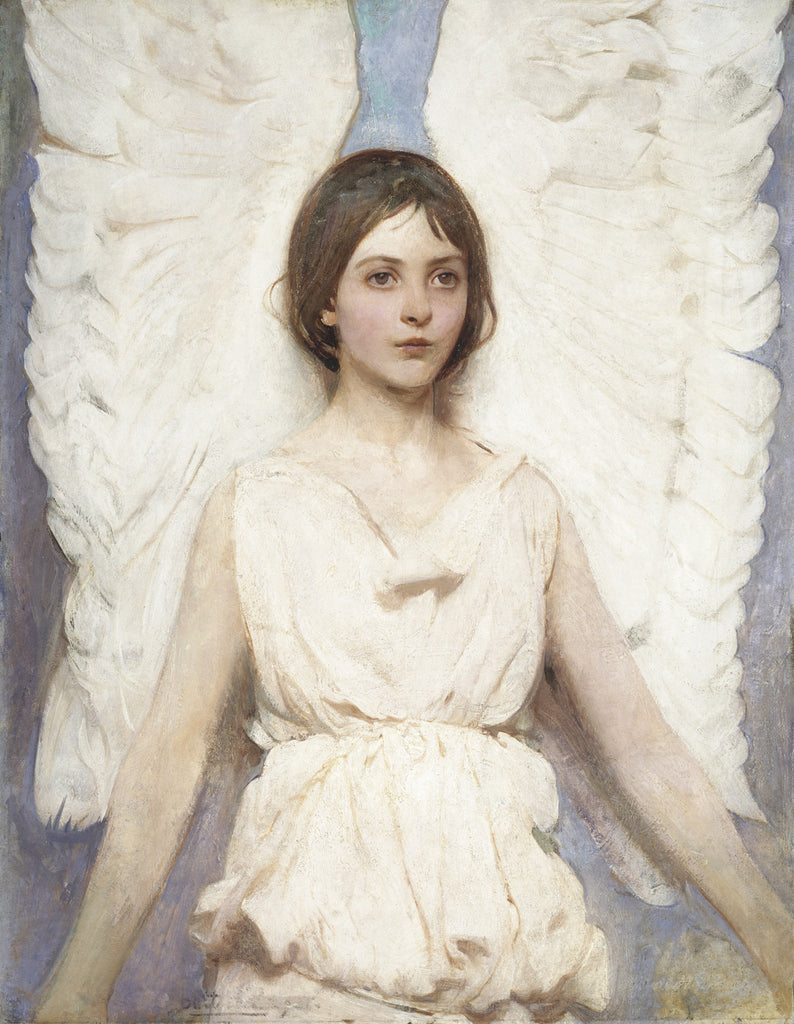 Abbott Handerson Thayer - Angel - Get Custom Art