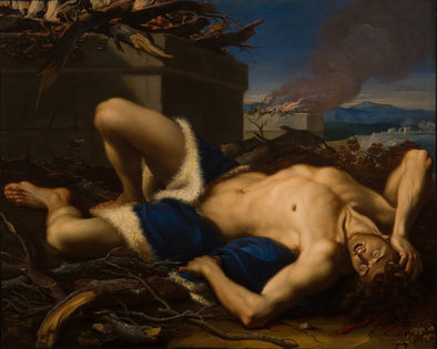 Antonio Balestra - The Death of Abel - Get Custom Art