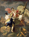 Antonio Balestra - Thetis Dipping The Infant Achilles Into Water From The Styx - Get Custom Art
