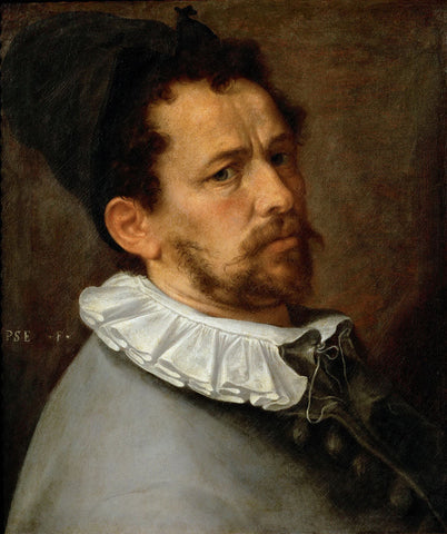 Bartholomeus Spranger - Self Portrait