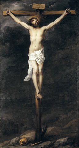 Bartolomé Esteban Murillo - Christ on The Cross