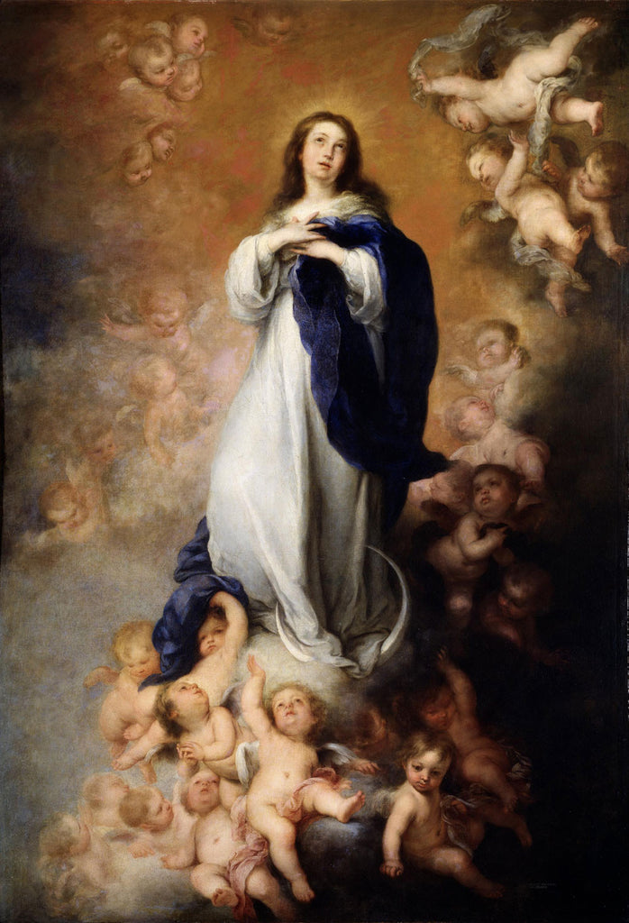 Bartolomé Esteban Murillo - The Immaculate Conception