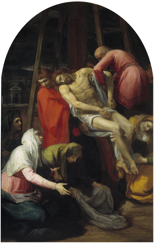 Bartolomeo Carducci (Carducho) - Descent From The Cross