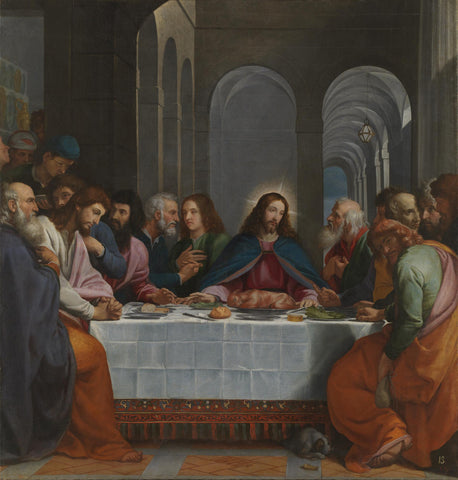 Bartolomeo Carducci (Carducho) - The Last Supper