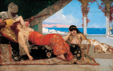 Benjamin Constant - Favorite of the Emir