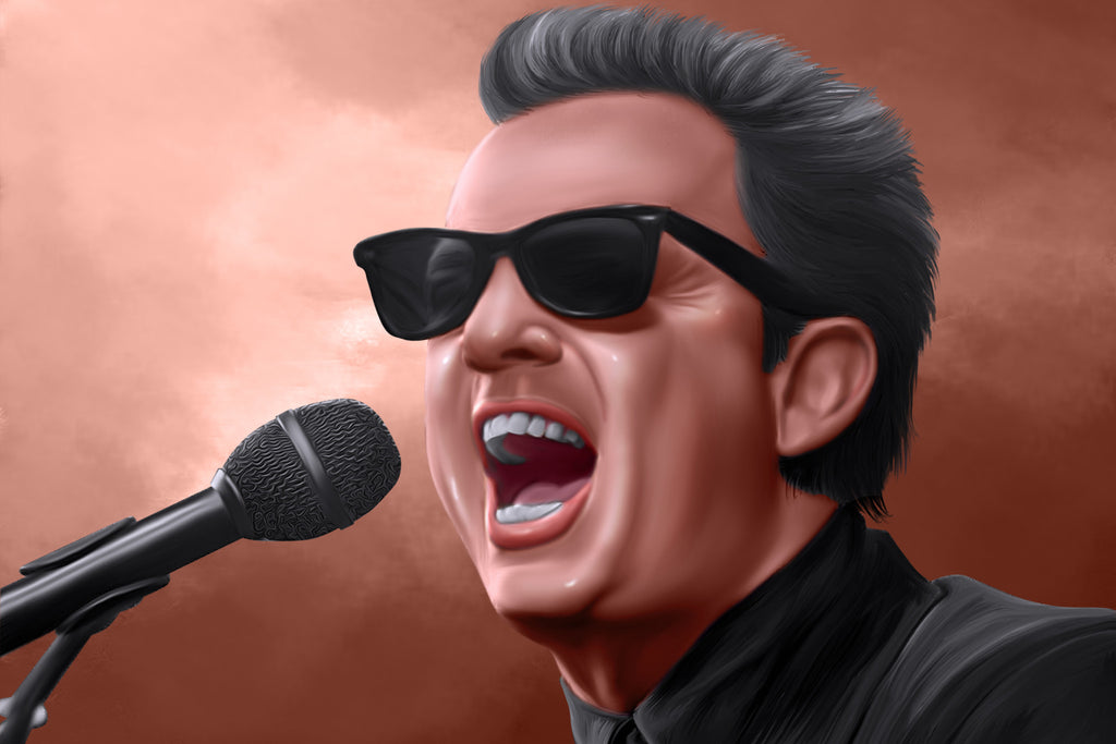 Billy Joel Digital Painting - Get Custom Art