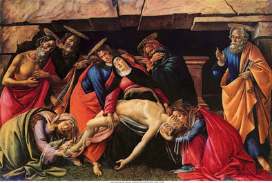 Botticelli - Passion of Christ