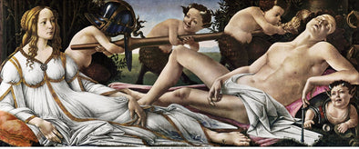 Botticelli - Venus and Mars