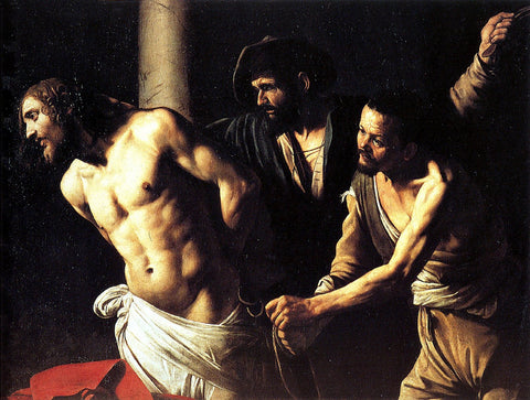Caravaggio - Christ of the Column