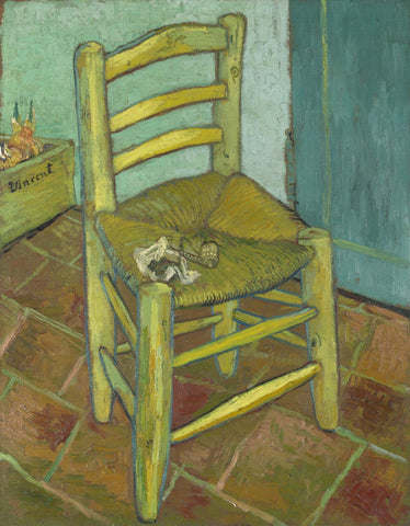 Vincent van Gogh - Chair