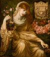 Dante Gabriel Rossetti - The Roman Widow