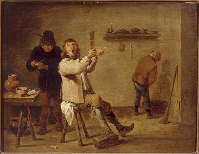 David Teniers the Younger - Le Petit Palais