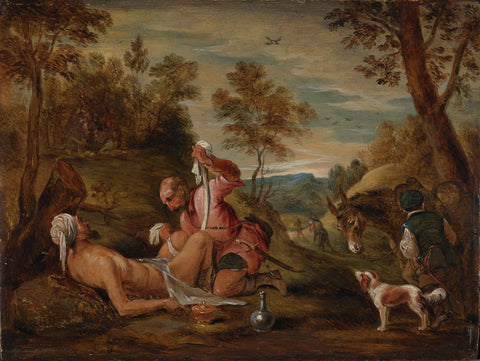 David Teniers the Younger - The Good Samaritan