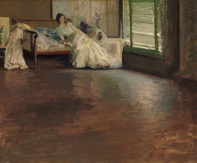 Edmund Charles Tarbell - Across the Room