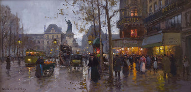 Edouard Cortes - Republic Square