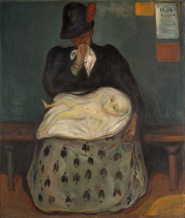 Edvard Munch - Inheritance
