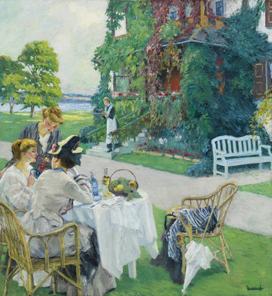 Edward Cucuel - Five O'Clock Tea