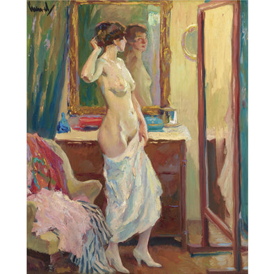 Edward Cucuel - The Looking Glass