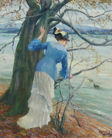 Edward Cucuel - The Old Oak