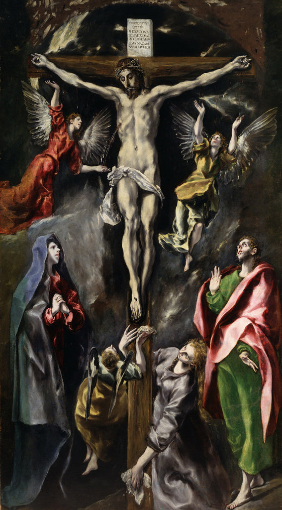 El Greco - The Crucifixion