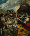 El Greco - The Entombment of Christ