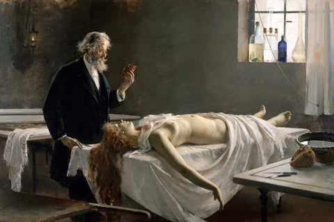 Enrique Simonet - Anatomy of the Heart
