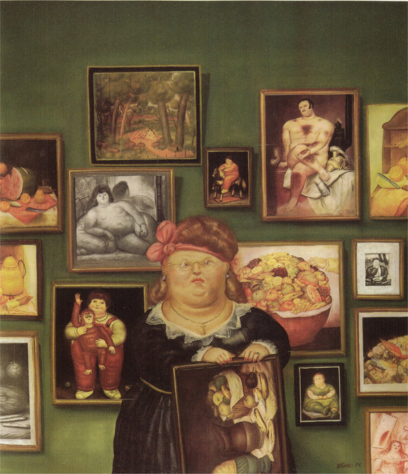 Fernando Botero - The Collector