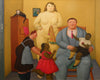 Fernando Botero - The Family