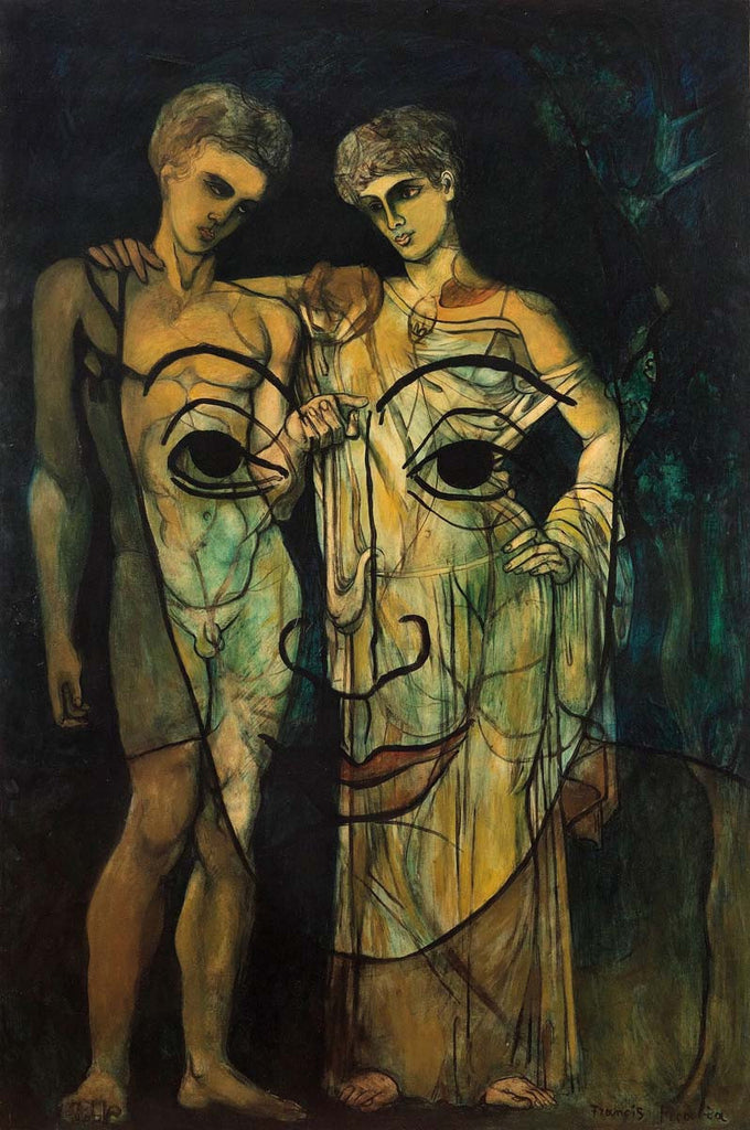 Francis Picabia - Adam and Eve