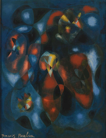 Francis Picabia - Composition Abstraite