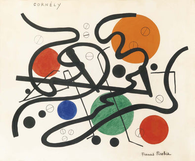 Francis Picabia - Cornely