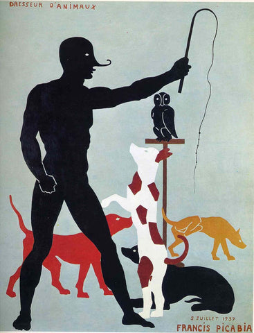 Francis Picabia - The Animal Tamer