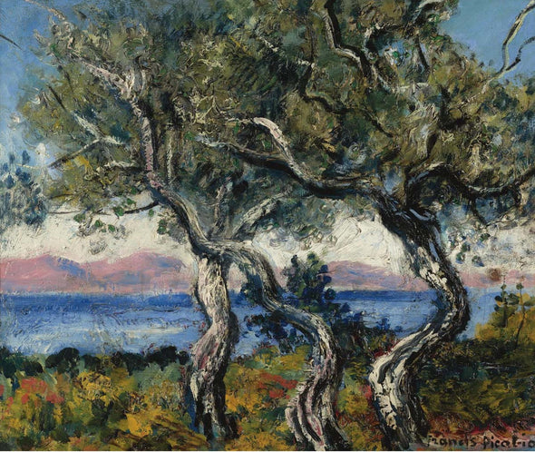 Francis Picabia - The Olive Trees