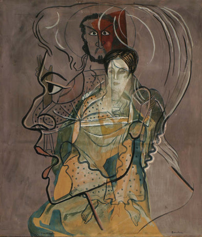 Francis Picabia - Transparence (Barcelona)