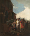 Francisco Goya - Fair Madrid