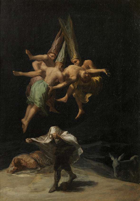 Francisco Goya - Witches Flight