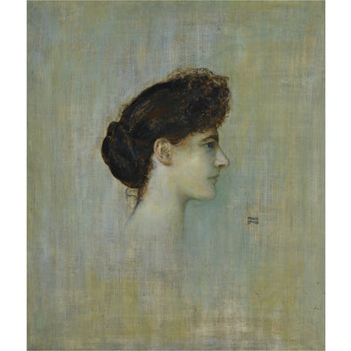 Franz Stuck - Portrait of a Lady